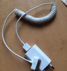 Зарядное устройство на айфон 4 4 s