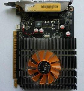 Видеокарта 2048Mb PCI-E GeForce Zotac 640GT