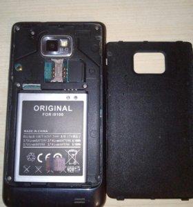 I9105 (S2 plus)