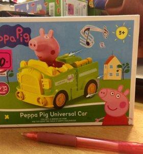 Машинка Свинка Пеппа
