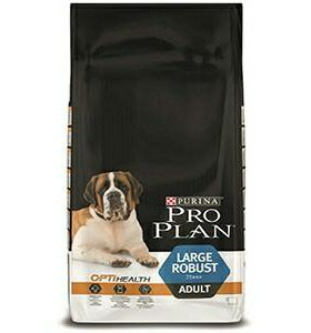 Корм Pro Plan Adult Large Robust для собак крупных
