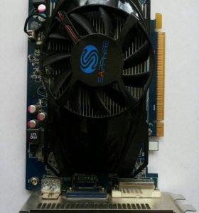 Видеокарта 2048 PCI-E Radeon SAPPHIRE HD6670