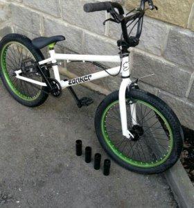 BMX.   ZONKER