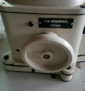 Скорняжная машинка Aurora GPS 302