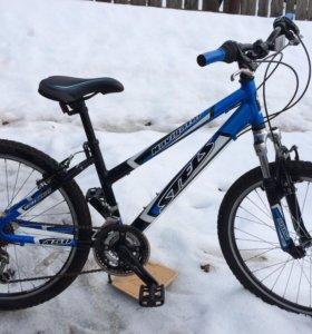 Хороший велосипед многоскоростной