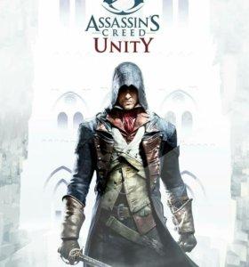Assassins creed Unity (Единство) PS4
