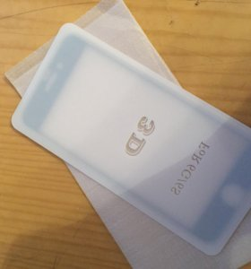 3д стекло для айфона 6