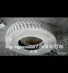 Toyo hiparadial
