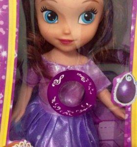 Кукла принцесса София прекрасная