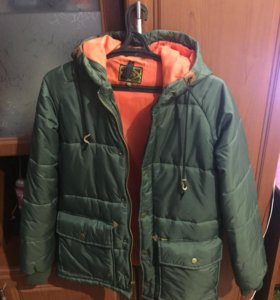 Зимняя куртка OBEY