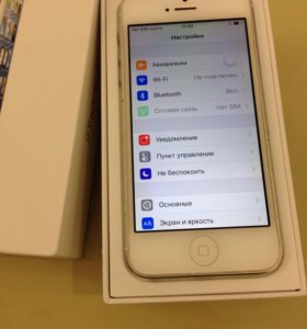 IPhone 5 в отличном состоянии