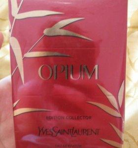 Yves saint Laurent Opium 90 мл новый