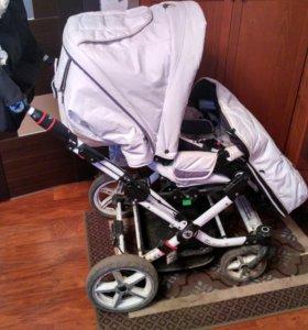 Прогулочная коляска Hartan topline S