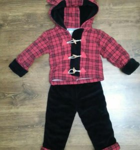 Тёплый костюм для мальчика или девочки