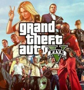Grand Theft Auto 5 (GTA5) PS4