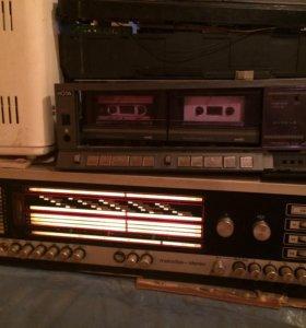 Радио и нота