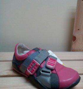 Ботинки 31раз бартек кожа