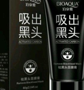 Маска - плёнка от чёрных точек BioAqua, 60 гр