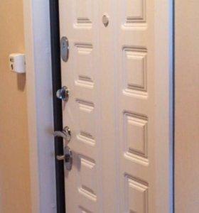 Входные двери для новостроек , новые ,стальные