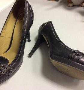 Туфли кожа (торг)