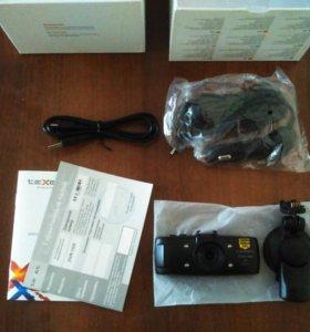 Видеорегистратор texet DVR-1GS с gps