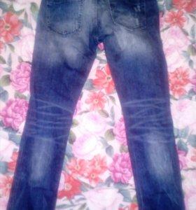 Новые джинсы Колинс
