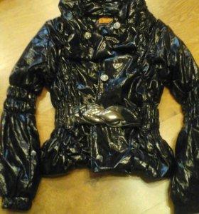 куртка для девочки (весна)