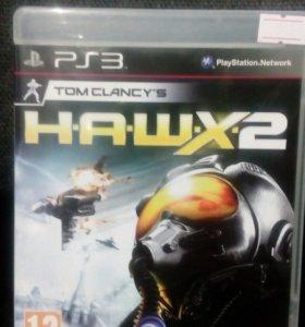 Tom Clancy's H.A.W.X. 2 на PS3