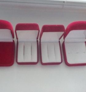 Коробочки для украшений