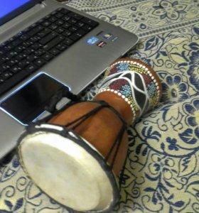 Бубен музыкальный из египта