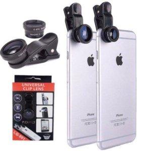 Портативная оптика Universal Clip Lens