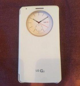 Чехол lg G3