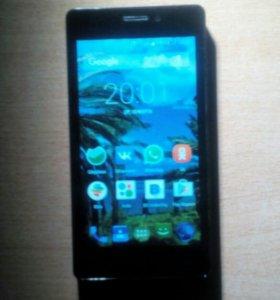 Prestigio Wize C3 PSP3503DUO Blue