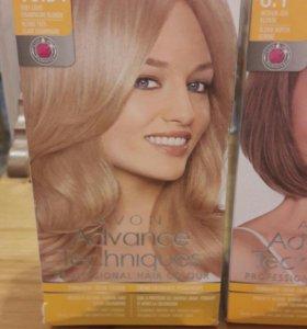 Краска для волос Avon