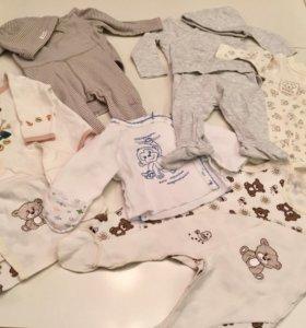 Одежда для мальчика р56-62