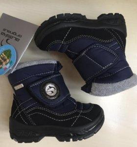 Новые зимние ботинки Alaska Original 21р