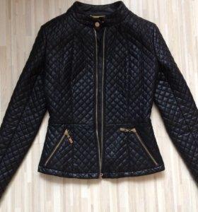 Куртка кожаная косуха