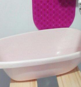 Подставка в ванну для купания малыша👍