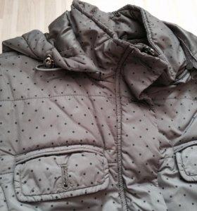 Куртка демисезонная пуховик