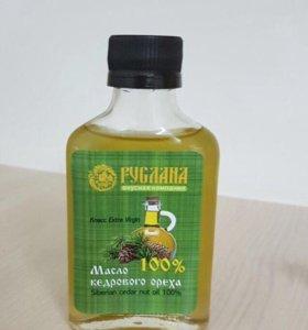 Продажа натурального кедрового масла.