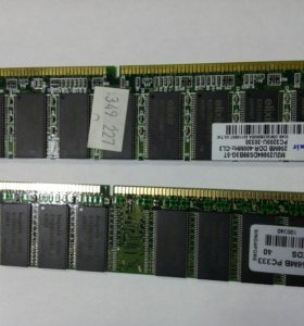 DDR 400 256mb