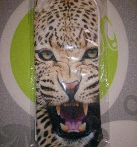 Носки 3d, Леопард