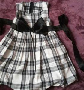платья на 3-4 года