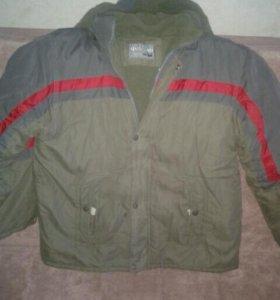 Куртка на мальчика (подростковая)