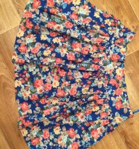Фабричная красивая юбочка