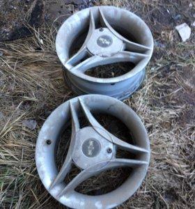 Диски на ваз литые K&K