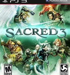 Sacred 3 (PS3) New диск