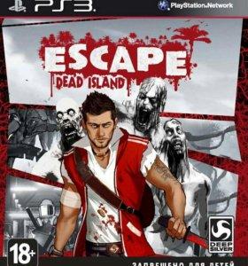 Escape Dead Island (PS3) New диск