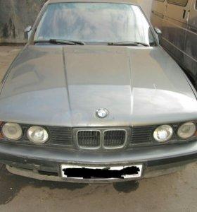 BMW 5 E34 535i мкпп m50 192k,обем 2.5 с люком