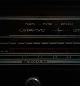 """Радио """"Сириус""""311 рабочее!"""